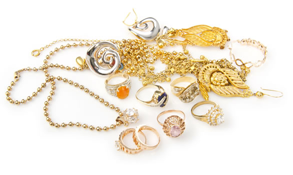 gold silver jewellery pawnbroking