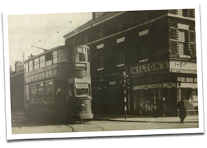 Miltons Park Road Liverpool 1920